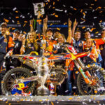 Final 2021 Monster Energy SX Championship Points