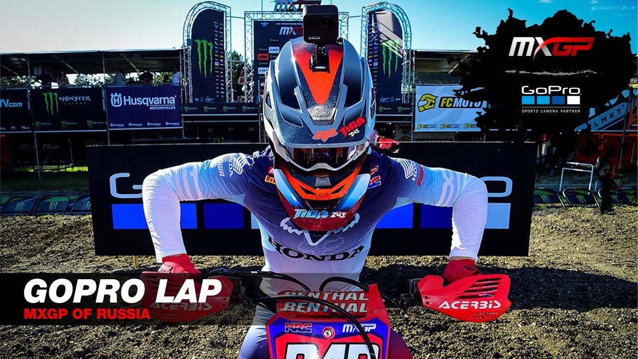 MXGP of Russia 2021 – GoPro Lap with Tim Gajser