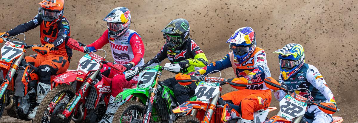 Race Results: 2021 MXGP of Czech Republic